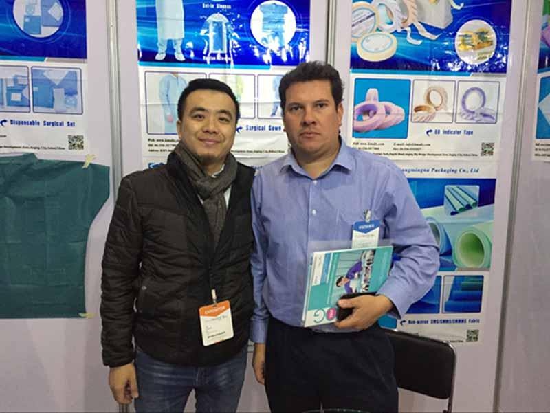 Cominer 2017 Chile Exposición médica internacional HOSPITAL DE EXPO finalizó con éxito