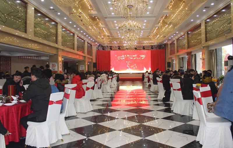Nuevo viaje, cooperación en la que todos ganan: reunión anual de Kangmingna