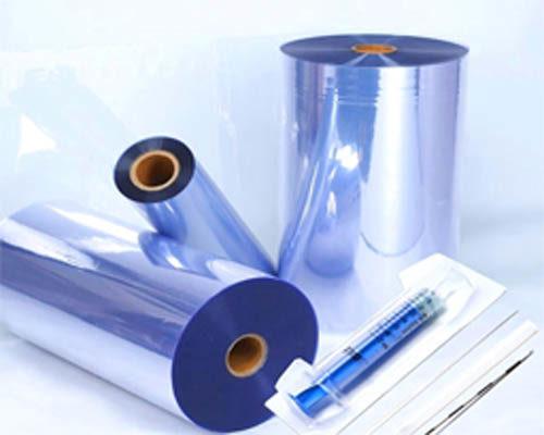 Película de plástico de PVC