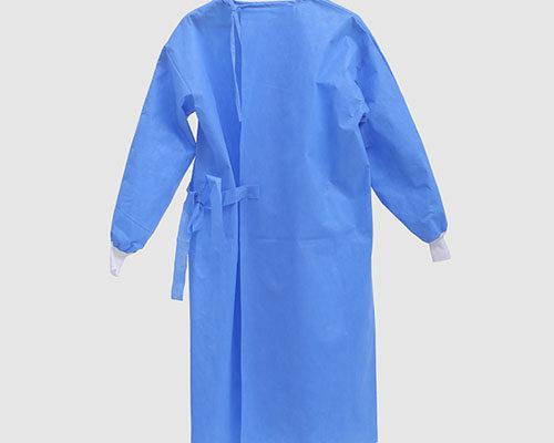 Vestido quirúrgico transpirable mejorado