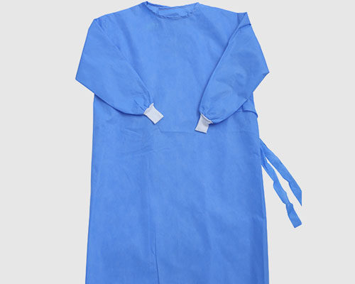 Bata quirúrgica profesional multifuncional
