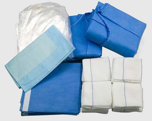 Paquete de cirugía de reemplazo de válvula de corazón desechable