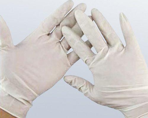 Guantes quirúrgicos