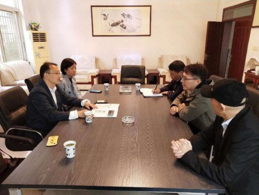 Zhang Yi, Subdirector de comercio de la División de comercio de la Oficina de comercio municipal